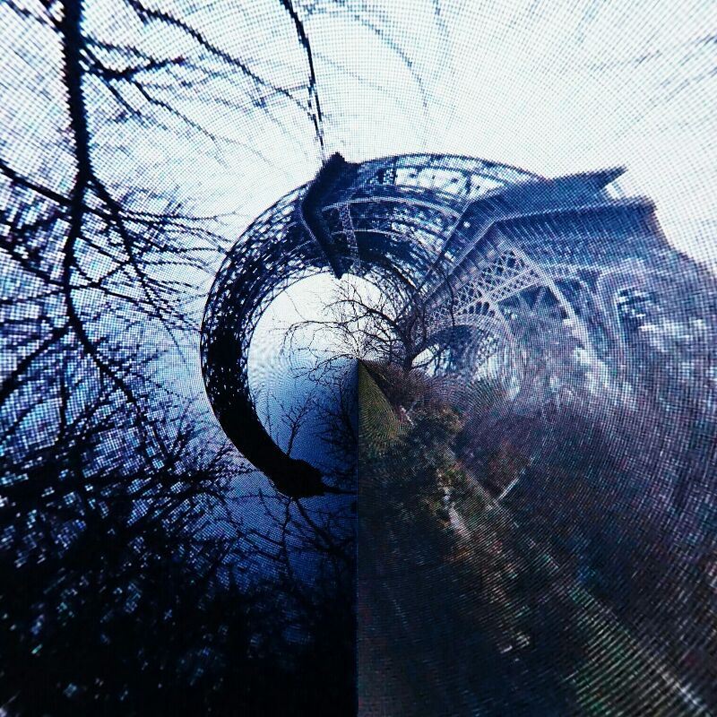 Paris: Eifelturm